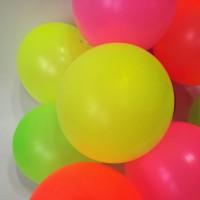 balony neonowe pod nadruk